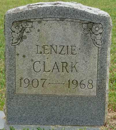 CLARK, LENZIE - Alcorn County, Mississippi | LENZIE CLARK - Mississippi Gravestone Photos