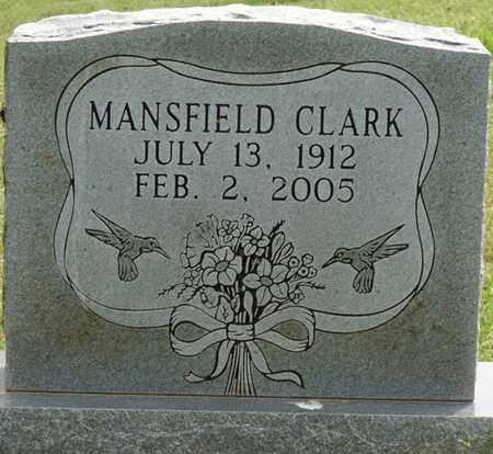 CLARK, MANSFIELD - Alcorn County, Mississippi | MANSFIELD CLARK - Mississippi Gravestone Photos
