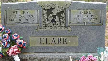 CLARK, WILLIE C - Alcorn County, Mississippi | WILLIE C CLARK - Mississippi Gravestone Photos