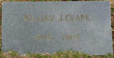 CLARK, WILLIAM J - Alcorn County, Mississippi | WILLIAM J CLARK - Mississippi Gravestone Photos