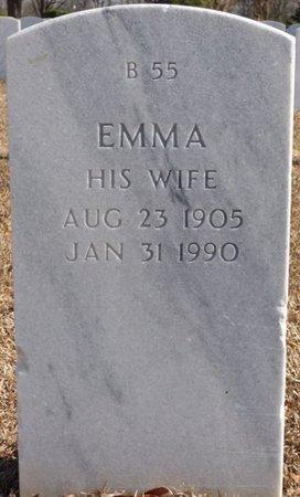 COLEMAN, EMMA - Alcorn County, Mississippi | EMMA COLEMAN - Mississippi Gravestone Photos