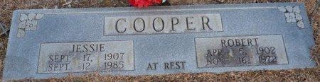 COOPER, JESSIE - Alcorn County, Mississippi | JESSIE COOPER - Mississippi Gravestone Photos