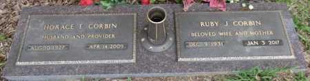 CORBIN, RUBY JEWEL - Alcorn County, Mississippi | RUBY JEWEL CORBIN - Mississippi Gravestone Photos