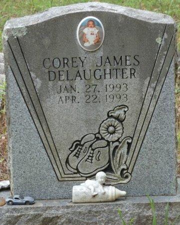 DELAUGHTER, COREY JAMES - Alcorn County, Mississippi | COREY JAMES DELAUGHTER - Mississippi Gravestone Photos