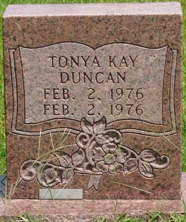 DUNCAN, TONYA KAY - Alcorn County, Mississippi   TONYA KAY DUNCAN - Mississippi Gravestone Photos