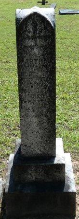 EVANS, MARTHA E - Alcorn County, Mississippi | MARTHA E EVANS - Mississippi Gravestone Photos