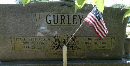 KELLUM GURLEY, PEARL IRENE - Alcorn County, Mississippi | PEARL IRENE KELLUM GURLEY - Mississippi Gravestone Photos