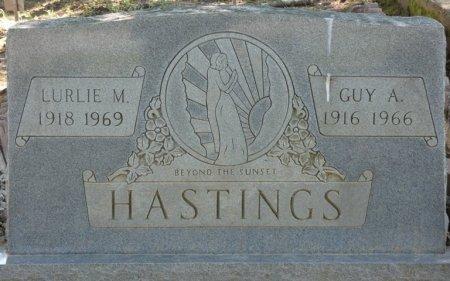 HASTINGS, LURLIE M - Alcorn County, Mississippi | LURLIE M HASTINGS - Mississippi Gravestone Photos
