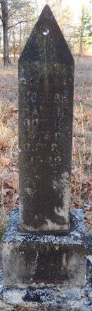 HAYNIE, JOSEPH - Alcorn County, Mississippi   JOSEPH HAYNIE - Mississippi Gravestone Photos