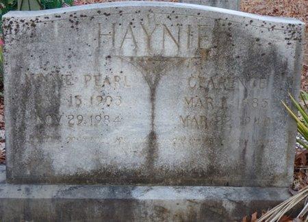 SMITH HAYNIE, MINNIE PEARL - Alcorn County, Mississippi | MINNIE PEARL SMITH HAYNIE - Mississippi Gravestone Photos