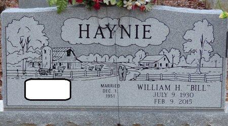 "HAYNIE, WILLIAM HENRY ""BILL"" - Alcorn County, Mississippi | WILLIAM HENRY ""BILL"" HAYNIE - Mississippi Gravestone Photos"