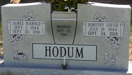 CALDWELL HODUM, DOROTHY LOUISE - Alcorn County, Mississippi | DOROTHY LOUISE CALDWELL HODUM - Mississippi Gravestone Photos