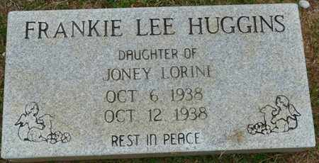 HUGGINS, FRANKIE LEE - Alcorn County, Mississippi | FRANKIE LEE HUGGINS - Mississippi Gravestone Photos