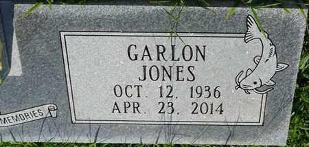 JONES, GARLON - Alcorn County, Mississippi | GARLON JONES - Mississippi Gravestone Photos
