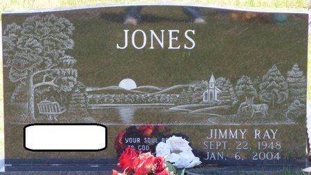 JONES, JIMMY RAY - Alcorn County, Mississippi | JIMMY RAY JONES - Mississippi Gravestone Photos