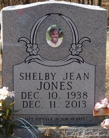 JONES, SHELBY JEAN - Alcorn County, Mississippi   SHELBY JEAN JONES - Mississippi Gravestone Photos