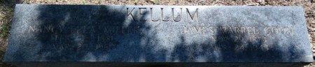 KELLUM, JAMES MARREL - Alcorn County, Mississippi | JAMES MARREL KELLUM - Mississippi Gravestone Photos