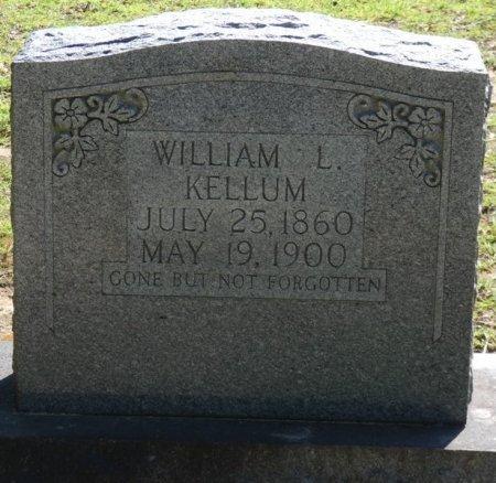 KELLUM, WILLIAM L - Alcorn County, Mississippi | WILLIAM L KELLUM - Mississippi Gravestone Photos