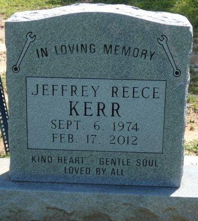 KERR, JEFFREY REECE - Alcorn County, Mississippi | JEFFREY REECE KERR - Mississippi Gravestone Photos