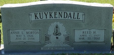 KUYKENDALL, REED H - Alcorn County, Mississippi | REED H KUYKENDALL - Mississippi Gravestone Photos