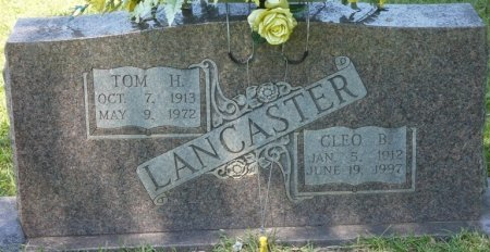 LANCASTER, TOM HENRY - Alcorn County, Mississippi | TOM HENRY LANCASTER - Mississippi Gravestone Photos