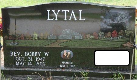 LYTAL, BOBBY W - Alcorn County, Mississippi | BOBBY W LYTAL - Mississippi Gravestone Photos