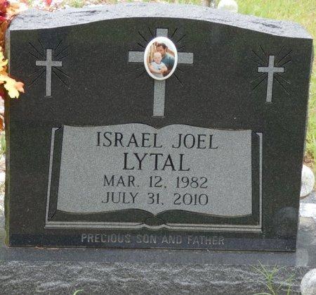 LYTAL, ISRAEL JOEL - Alcorn County, Mississippi | ISRAEL JOEL LYTAL - Mississippi Gravestone Photos