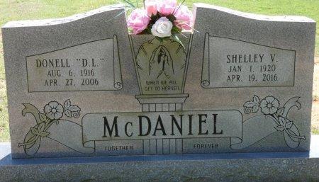 MCDANIEL, SHELLEY V - Alcorn County, Mississippi | SHELLEY V MCDANIEL - Mississippi Gravestone Photos