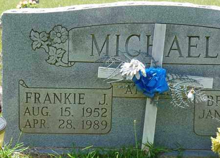 MICHAEL, FRANKIE J - Alcorn County, Mississippi | FRANKIE J MICHAEL - Mississippi Gravestone Photos