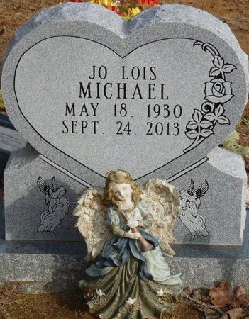 JOHNSON MICHAEL, JO LOIS - Alcorn County, Mississippi | JO LOIS JOHNSON MICHAEL - Mississippi Gravestone Photos
