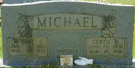 MICHAEL, GERTIE M - Alcorn County, Mississippi   GERTIE M MICHAEL - Mississippi Gravestone Photos