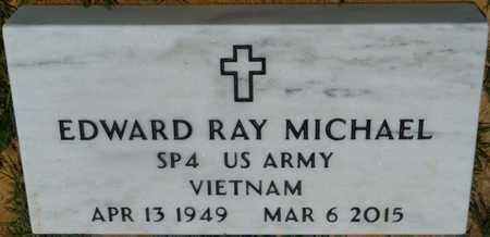MICHAEL (VETERAN VIETNAM), EDWARD RAY - Alcorn County, Mississippi   EDWARD RAY MICHAEL (VETERAN VIETNAM) - Mississippi Gravestone Photos