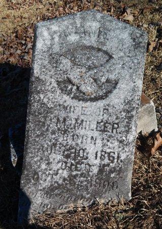 MILLER, JANIE - Alcorn County, Mississippi   JANIE MILLER - Mississippi Gravestone Photos