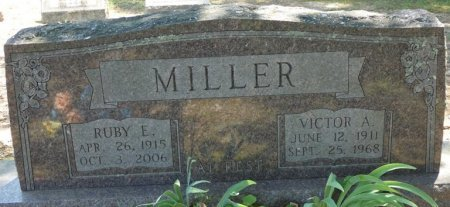 MILLER, RUBY - Alcorn County, Mississippi | RUBY MILLER - Mississippi Gravestone Photos