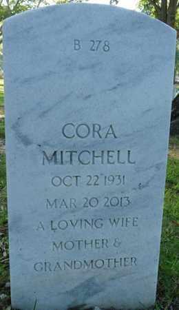 MITCHELL, CORA - Alcorn County, Mississippi | CORA MITCHELL - Mississippi Gravestone Photos