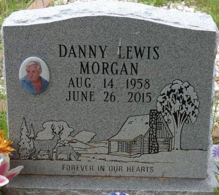 MORGAN, DANNY LEWIS - Alcorn County, Mississippi | DANNY LEWIS MORGAN - Mississippi Gravestone Photos