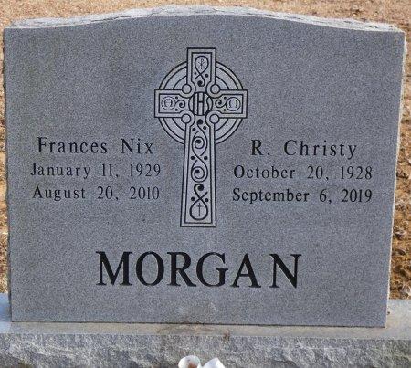 MORGAN, ROBERT CHRISTY - Alcorn County, Mississippi | ROBERT CHRISTY MORGAN - Mississippi Gravestone Photos