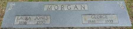 MORGAN, LAURA - Alcorn County, Mississippi | LAURA MORGAN - Mississippi Gravestone Photos