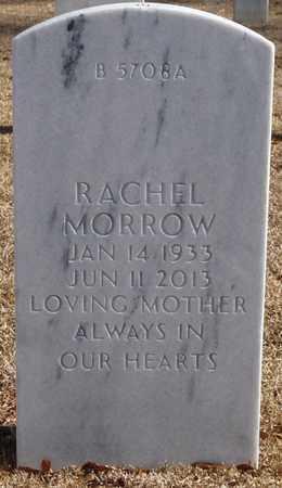MORROW, RACHEL - Alcorn County, Mississippi | RACHEL MORROW - Mississippi Gravestone Photos