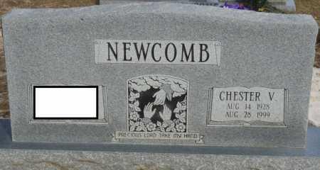 NEWCOMB, CHESTER V - Alcorn County, Mississippi   CHESTER V NEWCOMB - Mississippi Gravestone Photos