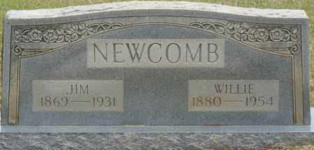 NEWCOMB, WILLIE - Alcorn County, Mississippi | WILLIE NEWCOMB - Mississippi Gravestone Photos