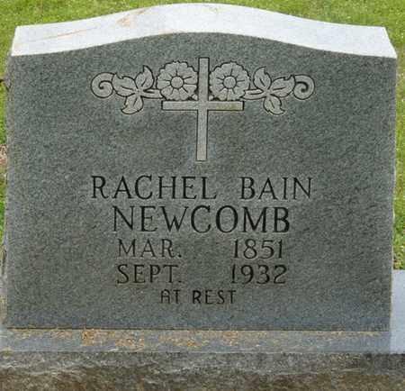 NEWCOMB, RACHEL - Alcorn County, Mississippi   RACHEL NEWCOMB - Mississippi Gravestone Photos