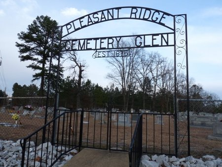 *PLEASANT RIDGE, CEMETERY - GLEN - Alcorn County, Mississippi | CEMETERY - GLEN *PLEASANT RIDGE - Mississippi Gravestone Photos