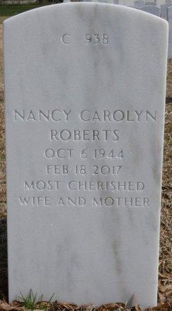 ROBERTS, NANCY CAROLYN - Alcorn County, Mississippi   NANCY CAROLYN ROBERTS - Mississippi Gravestone Photos