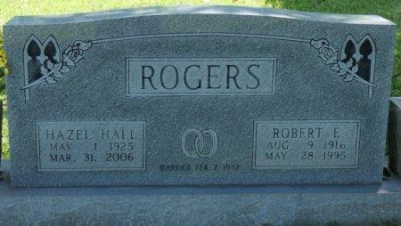 HALL ROGERS, HAZEL NADINE - Alcorn County, Mississippi | HAZEL NADINE HALL ROGERS - Mississippi Gravestone Photos