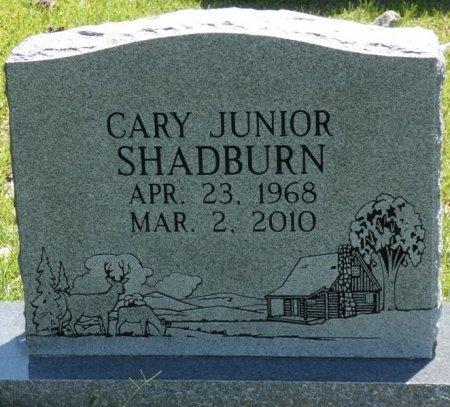 SHADBURN, CARY JUNIOR - Alcorn County, Mississippi | CARY JUNIOR SHADBURN - Mississippi Gravestone Photos
