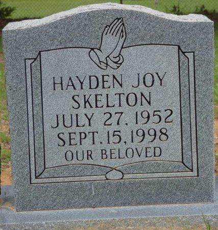 SKELTON, HAYDEN JOY - Alcorn County, Mississippi   HAYDEN JOY SKELTON - Mississippi Gravestone Photos