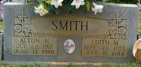 SMITH, EDITH M - Alcorn County, Mississippi | EDITH M SMITH - Mississippi Gravestone Photos