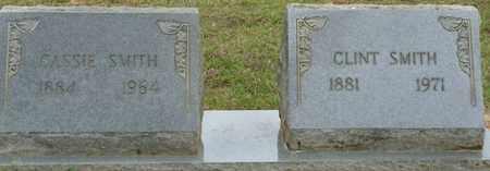 SMITH, CLINT - Alcorn County, Mississippi   CLINT SMITH - Mississippi Gravestone Photos