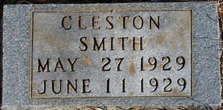 SMITH, CLESTON - Alcorn County, Mississippi   CLESTON SMITH - Mississippi Gravestone Photos